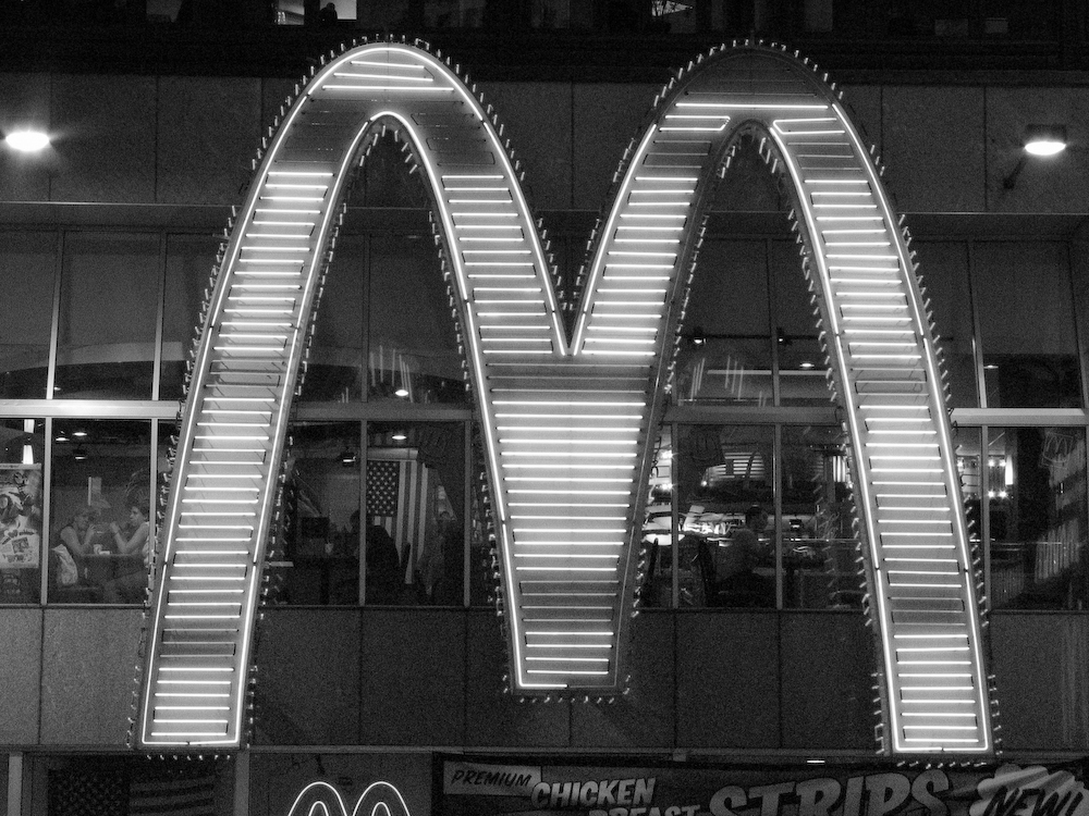 McDonalds Time Square